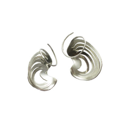 Small Clamshell Earring